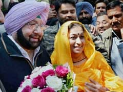 No Wasteful Expenditure On Swearing-In Ceremony: Amarinder Singh