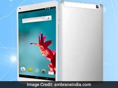 Ambrane Launches AQ11 Tablet With 10-Inch HD Screen At Rs 7,999