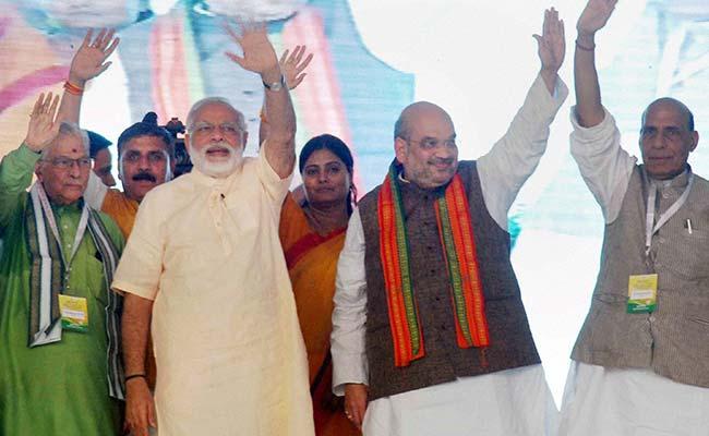 उत्तर प्रदेश चुनाव 2017 : 'मोदी लहर' के पीछे इस फार्मूले ने लिखी जीत की इबारत