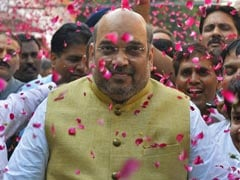 Amit Shah's Build-Up Drive For BJP's Weakest States Starts In Bengal