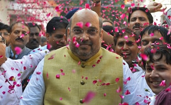After UP Defeat By Amit Shah, Mayawati On Test In Karnataka