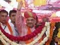 'Victory In November,' Says Amit Shah, Shutting Early Gujarat Poll Talk
