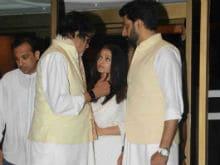 Aishwarya Rai Bachchan's Husband Abhishek Thanks Everyone For Prayers After Her Father's Death