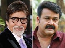 Amitabh Bachchan To Be A Part Of Mohanlal's <i>Randamoozham</i>