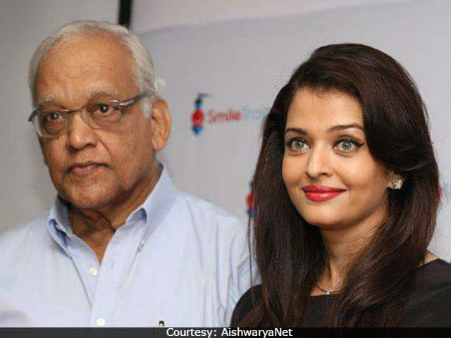 Aishwarya Rai Bachchan's Father Hospitalised. Amitabh Bachchan, Abhishek Visit Him