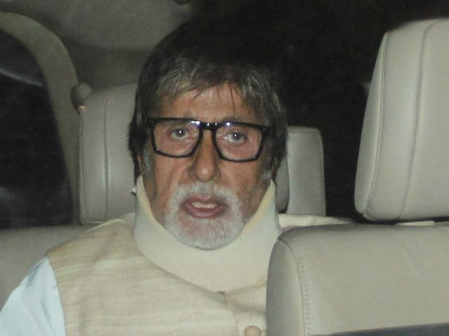 Amitabh Bachchan Writes Emotional Post After Aishwarya Rai's Father's Death