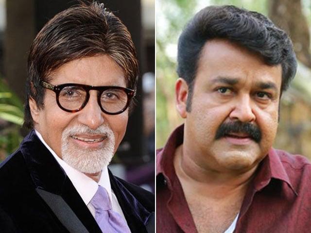 Amitabh Bachchan To Be A Part Of Mohanlal's Randamoozham