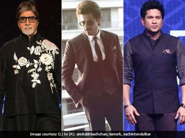 Gudi Padwa: Amitabh Bachchan, Shah Rukh Khan, Sachin Tendulkar Wish Fans
