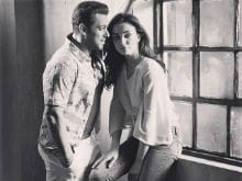Salman Khan And Amy Jackson's Photoshoot For Being Human Campaign. See Pic