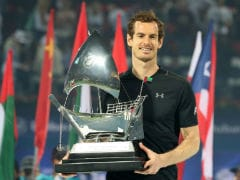 Andy Murray Claims 45th Career Title With Dubai Triumph