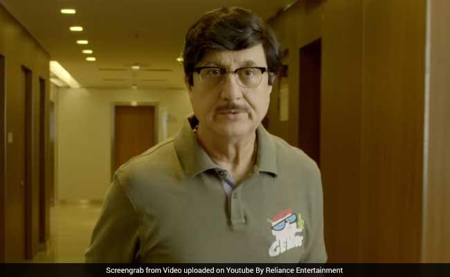 <i>नाम शबाना</i> के लिए स्लिम हुए अनुपम खेर, अक्षय कुमार को दिया क्रेडिट