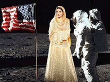 Not Just The Oscars, Anushka 'Shashi' Sharma Was Also On The Moon With Neil Armstrong