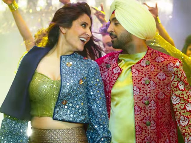 Phillauri Song: Anushka Sharma Raps For Naughty Billo, A Party Anthem In Making