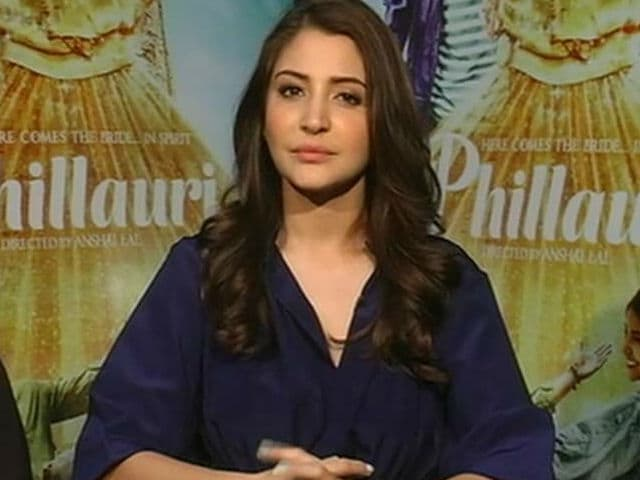 Asked About Gurmehar Kaur, Here's What Anushka Sharma Said