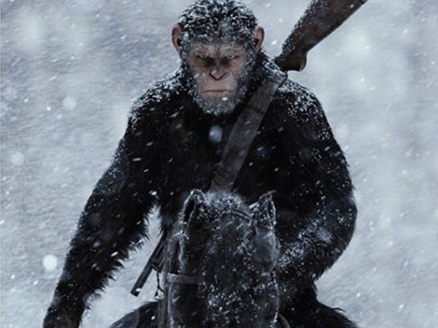 War For The Planet Of The Apes Trailer Is Darker Than Ever