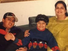 Arjun Kapoor Shares Throwback Pic On Mother's Death Anniversary
