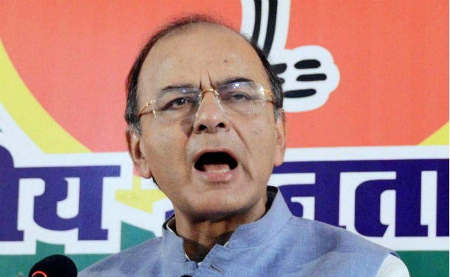 Uttar Pradesh Elections 2017: Arun Jaitley Says Attempts On To Make Nationalism Appear A 'Bad Word'