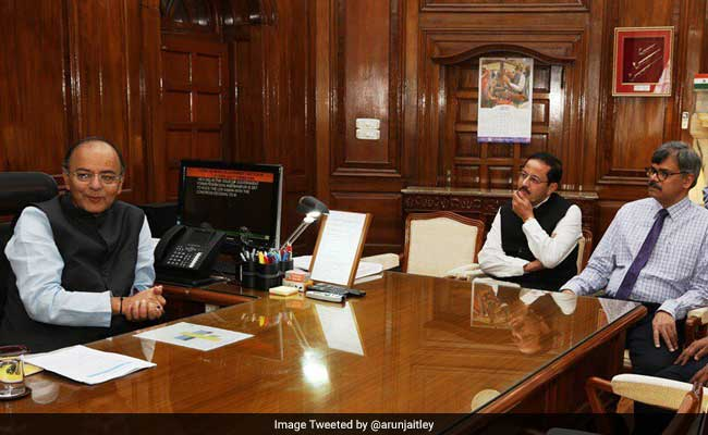 Manohar Parrikar Gone, Arun Jaitley Takes Charge Of Defence Ministry Too