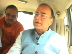 Arun Jaitley Says Congress Opposition To Notes Ban A 'Monumental Blunder'