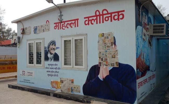 MCD चुनाव : आदेश केवल 'आम' ढकने का था, अधिकारियों ने अरविंद केजरीवाल का चेहरा भी ढक दिया