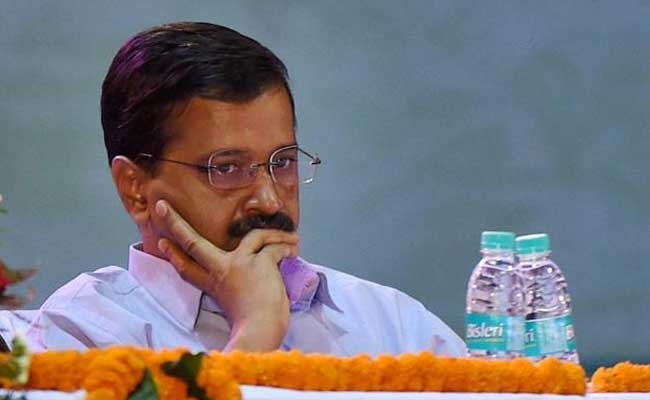 Arvind Kejriwal's Party Must Surrender Its Office, Says Lieutenant Governor Anil Baijal