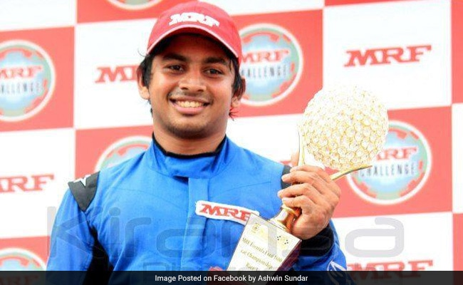 National racing champion Ashwin Sundar and wife charred to death inside auto
