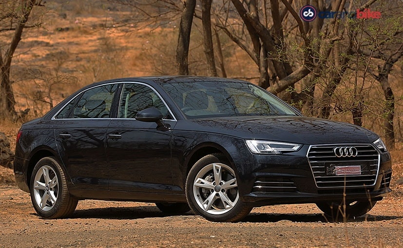 audi a4 diesel review ndtv carandbike. Black Bedroom Furniture Sets. Home Design Ideas