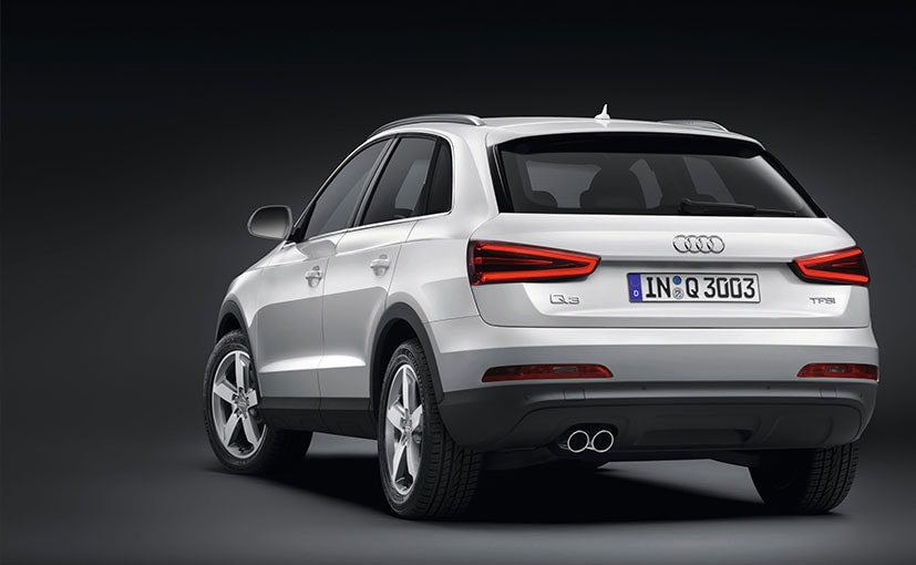 2017 Audi Q3 1 4 Tfsi Petrol Launched In India Priced At