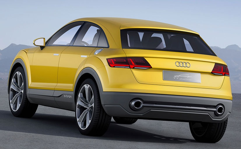 audi q4 suv 10 things we know ndtv carandbike. Black Bedroom Furniture Sets. Home Design Ideas