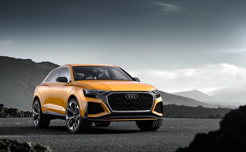 Audi Q8 Concept: Specs, Production Version >> Geneva Motor Show 2017 Audi Q8 Sport Concept Revealed