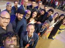 Baahubali 2: Prabhas, Rana Daggubati, Karan Johar And Others In 'Big' Selfie