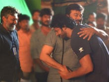 Chiranjeevi Voicing <i>Baahubali 2</i>? 'False News,' Says Director Rajamouli