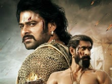 Baahubali 2 New Poster: Rana Daggubati, Prabhas And Their 'Mighty' Battle