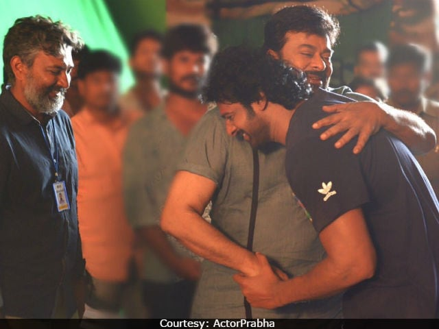 Chiranjeevi Voicing Baahubali 2? 'False News,' Says Director Rajamouli