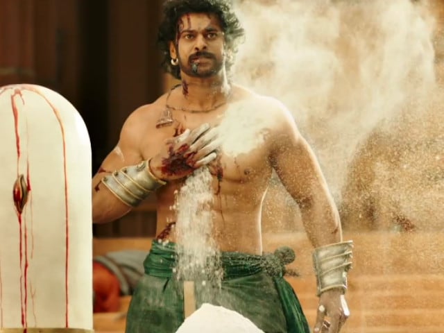Baahubali The Conclusion Trailer