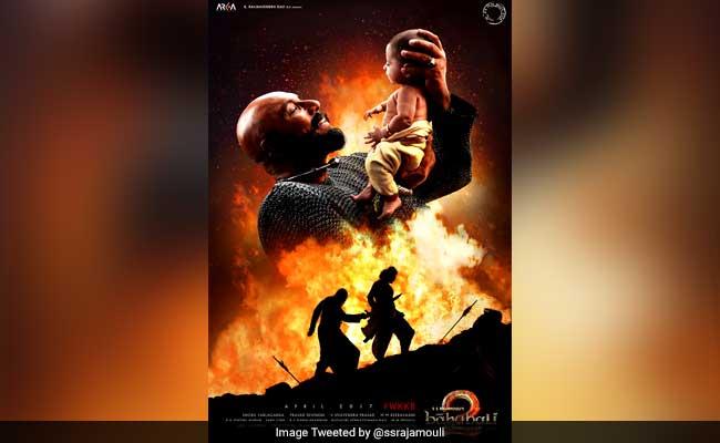 बाहुबली 2 : 300 सिनेमाघरों में कल एक साथ रिलीज होगा फिल्म का ट्रेलर