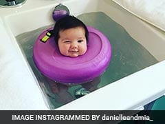 Pics From Australian Baby Spa Are So Cute, People Can't Have Enough