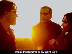 इलियाना डीक्रूज ने पूरी की फिल्म 'बादशाहों' की शूटिंग