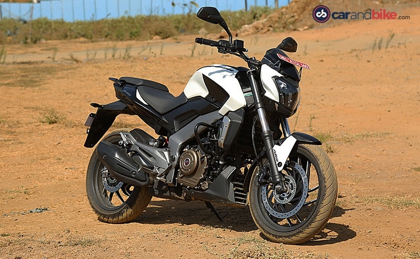 Bajaj Dominar won the CarandBike Viewers' Choice Bike of the year award
