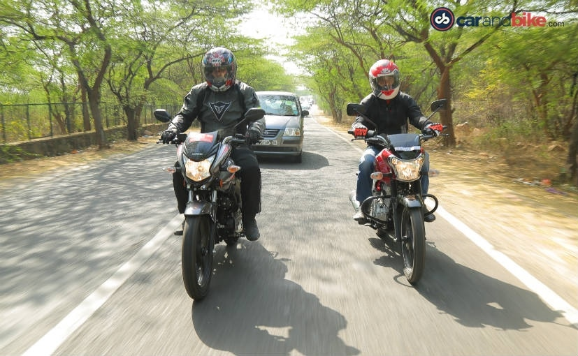 bajaj v12 vs honda cb shine sp