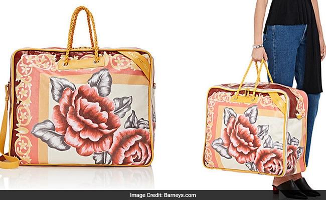 $3,000 Designer Bag Reminds Twitterati Of Their Kambal Bag At Home
