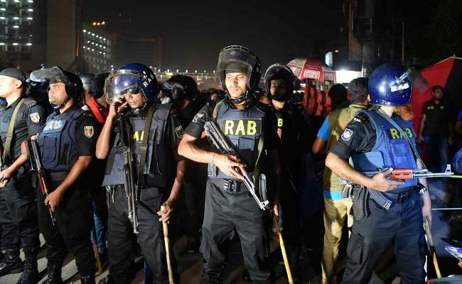 Blast Outside Bangladesh Airport Kills Bomber: Police