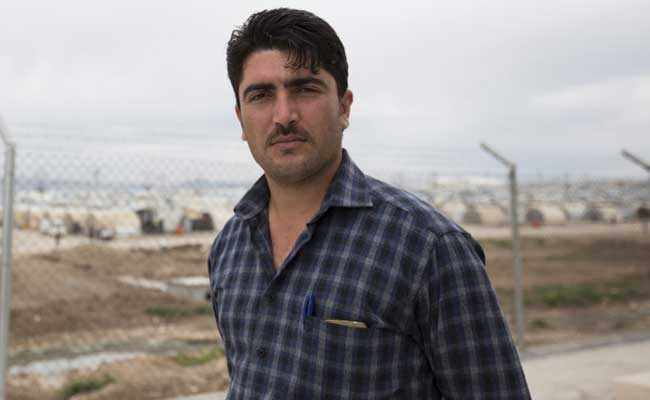 Yazidi 'Superhero' Wins Award For Helping Survivors Of ISIS Atrocities