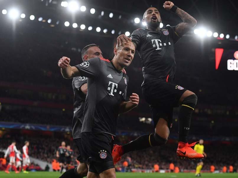 Bayern Munich Blitz Leaves Arsene Wenger Nowhere to Hide