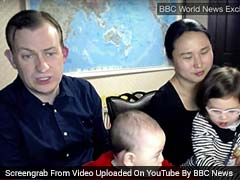 BBC Dad Returns For Interview With Family -- Kids Still Uncontrollable