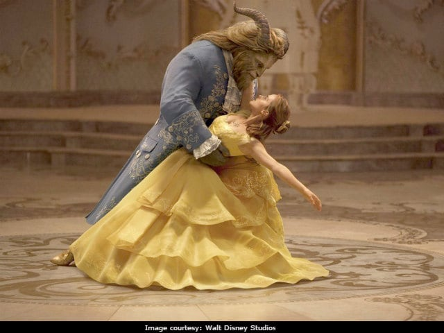 <I>Beauty And The Beast</i> Movie Review: Emma Watson Is An Alert Belle, Dan Stevens' Beast Is The Perfect Foil