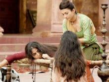 Begum Jaan First Poster: Vidya Balan Looks Fierce As Brothel Madam