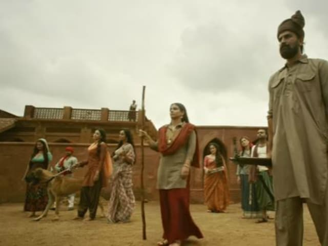 Begum Jaan's New Song Aazaadiyan Depicts The Story Of Independence