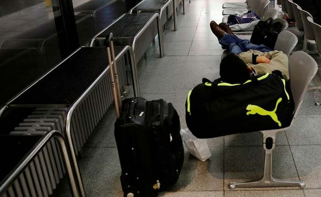 Airports Shutdown At Berlin Due To Crew Strike