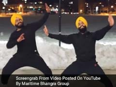 Viral Video: Ed Sheeran's 'Shape Of You' Gets The Bhangra Treatment, For A Good Cause